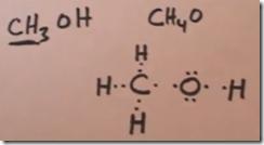 LewisStructureMethanol-1