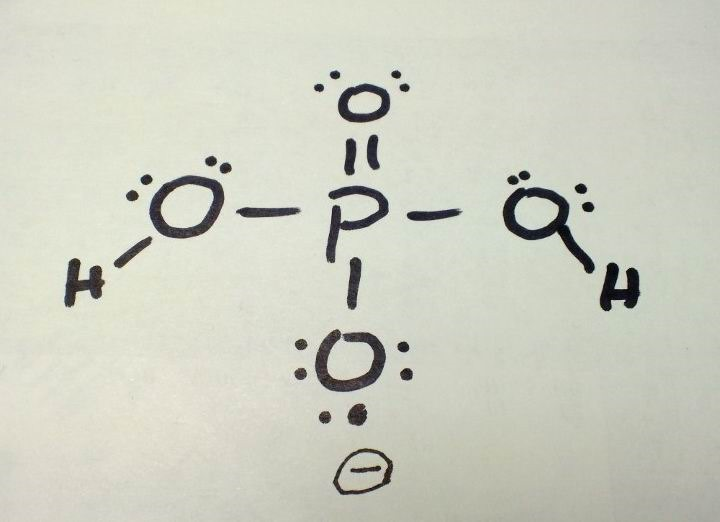 Polyatomic Ion Structures Janet Gray Coonce